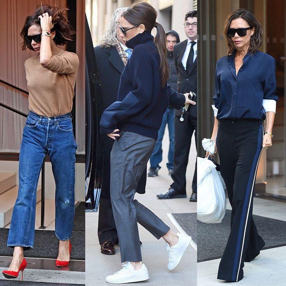 A lezione di Stile da Victoria Beckham