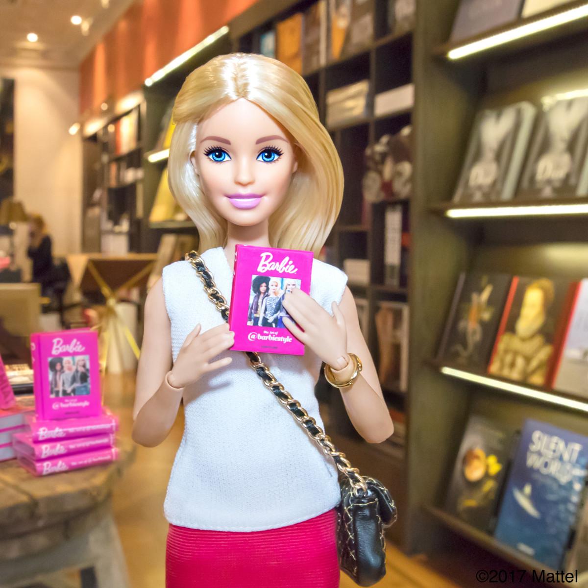 Consigli di Stile? Chiedili a Barbie!