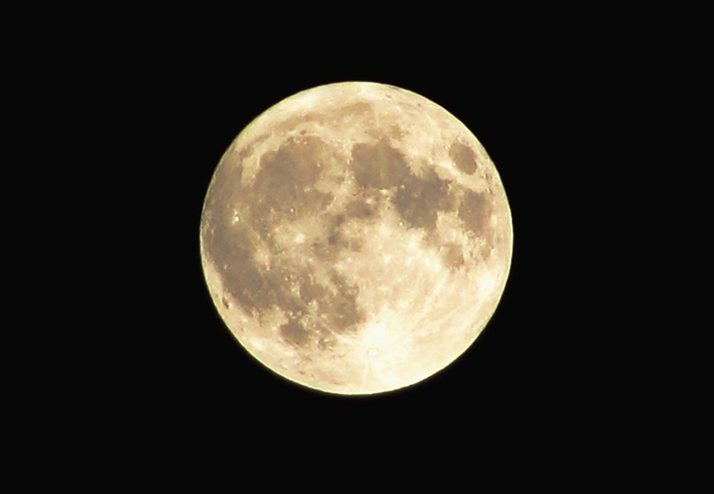 Luna Piena di settembre 2018