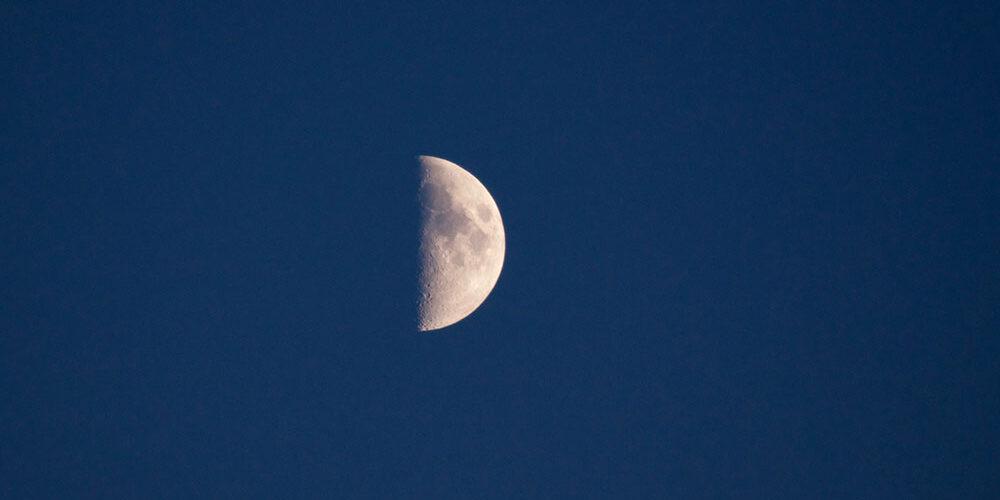 Assaporare e gustare la vera libertà: Quarto di Luna Crescente di fine Maggio
