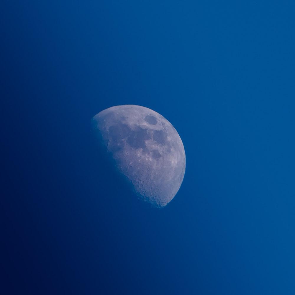 Quarto di Luna Crescente - Luglio 2018