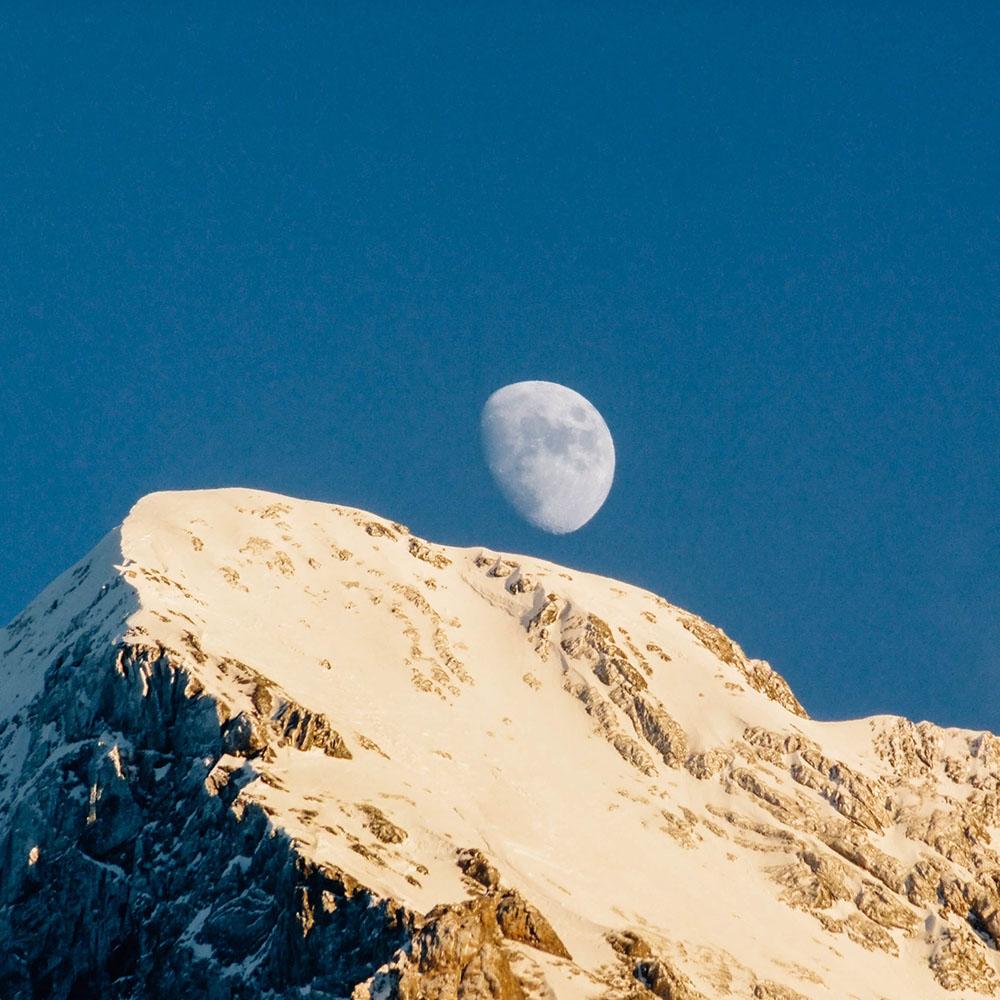 Quarto di Luna Crescente del 16 Settembre 2018