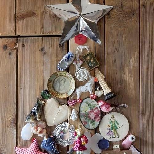 Addobbi Natalizi Vintage.La Magia Del Natale Con Decori Natalizi Vintage