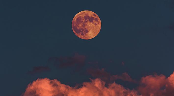 Stabilità attraverso il movimento - Luna Piena di gennaio 2019