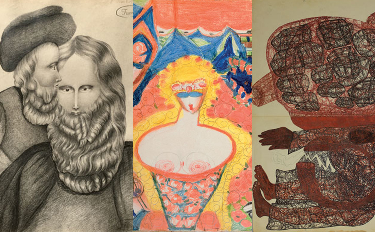 """""""Flying High"""": emancipazione femminile e Art Brut"""