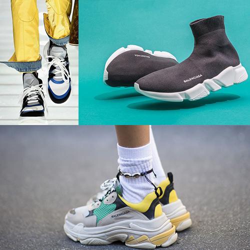 Sneakers trend: i must have della primavera estate