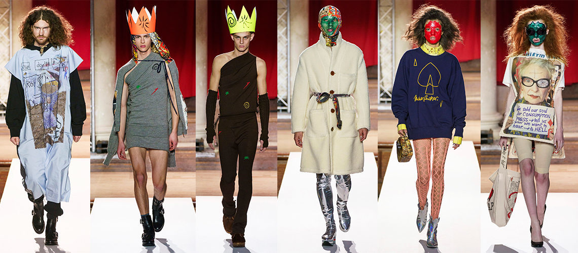 Vivienne Westwood: quando la moda è consapevolezza e protesta