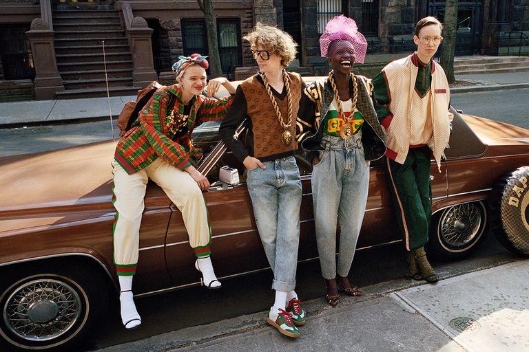 Gli anni '80 e la cultura afroamericana: Gucci e Dapper Dan