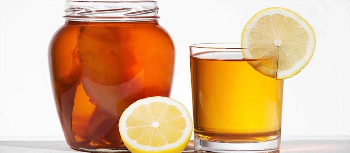 Té Kombucha: fermentazione e salute intestinale