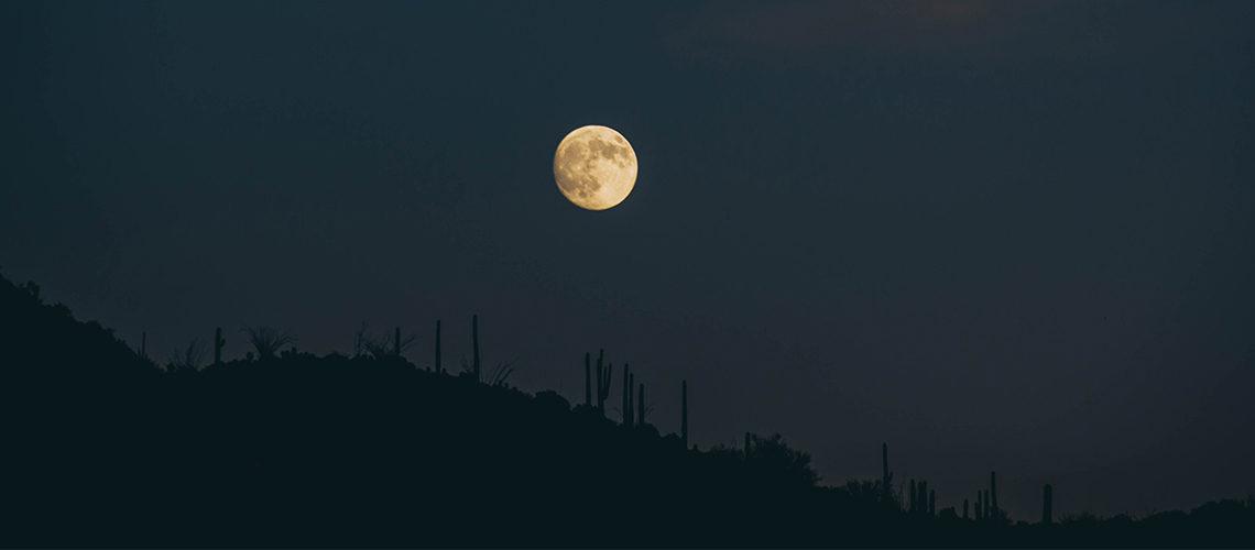 Sviluppo equilibrato: Luna Piena di Luglio