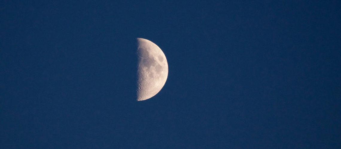 Il potenziale personale: Quarto di Luna Crescente del 4 Novembre 2019