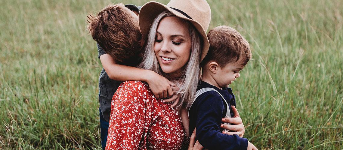 Crescere un figlio da sola