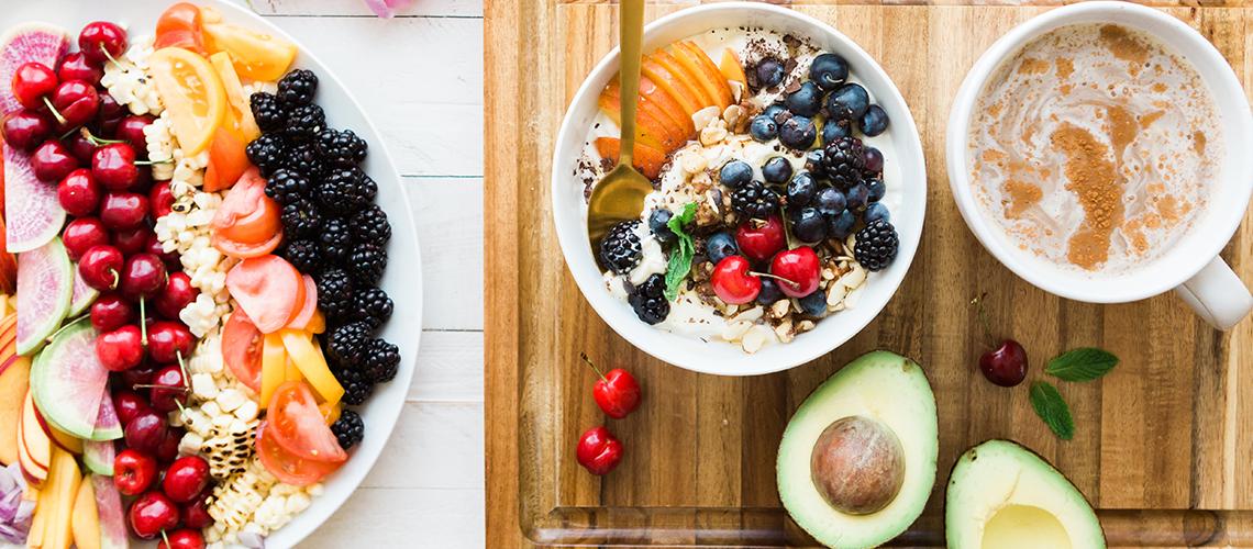Alimentazione e stile di vita in connessione con la natura