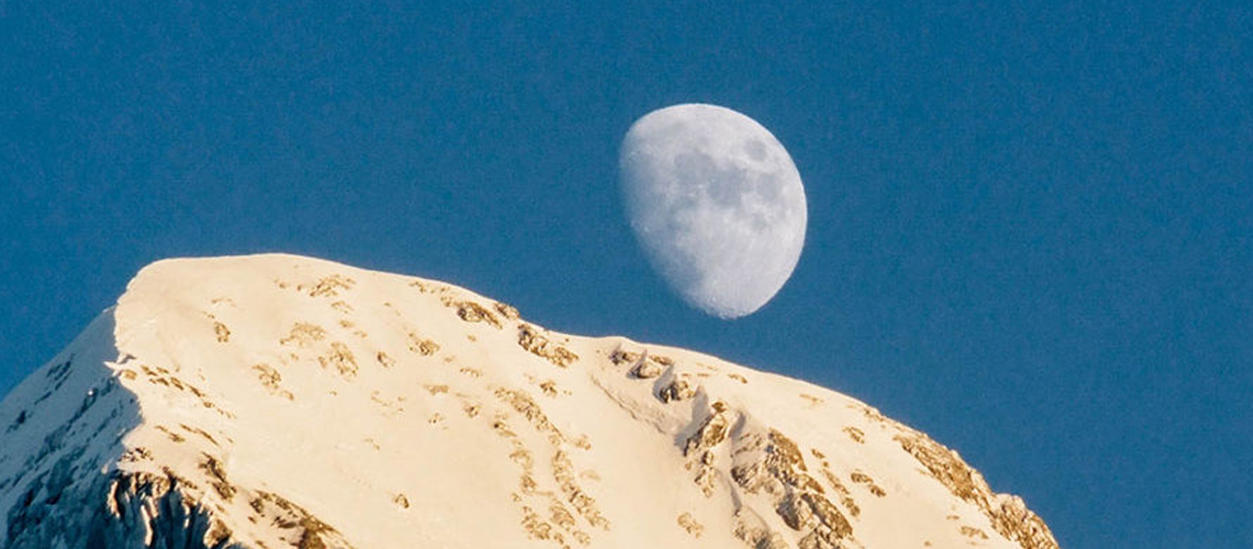 Ostruzione: Quarto di Luna Crescente del 1 Aprile