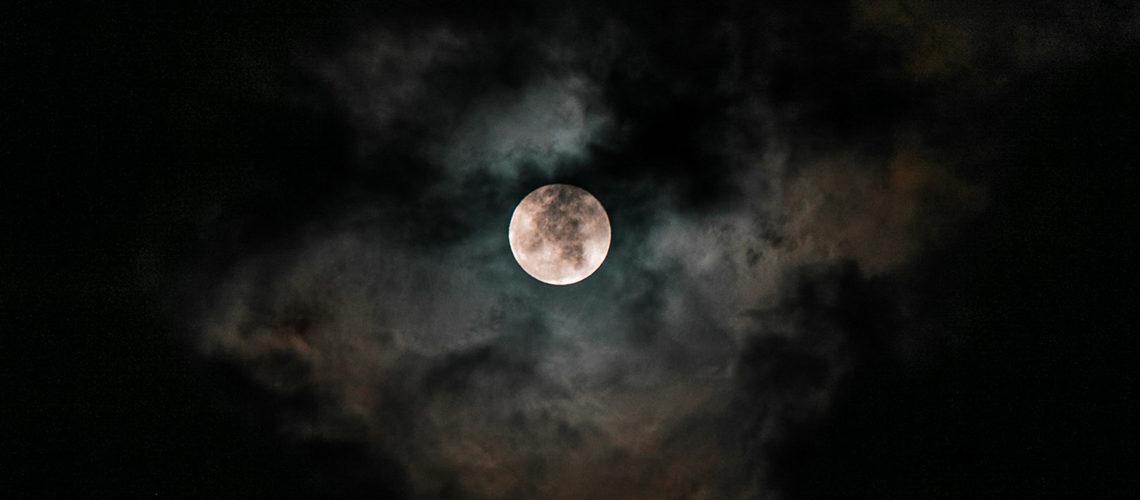 Sensibilità: Luna Piena 3 Agosto 2020